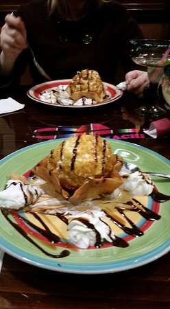 Seekonk, MA: Fried ice cream