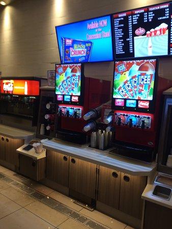 Cinemark Altoona And XD Drink Station