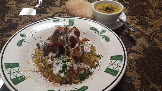 Vancouver, WA: Maqluba and lentil soup