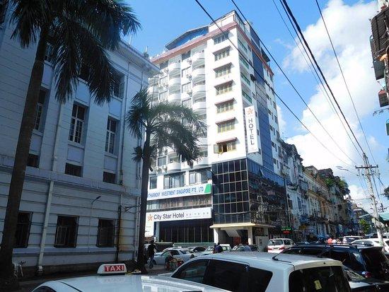 Photo of City Star Hotel & Restaurant Yangon (Rangoon)