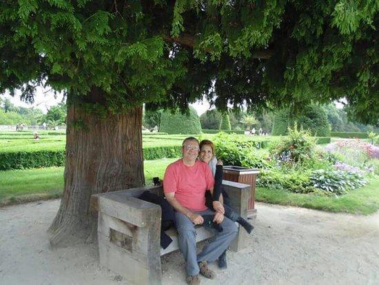 Lednice, Tjekkiet: Castle Greenhouse