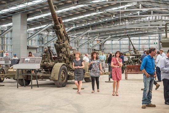 Smithfield, Australia: The Australian Armour & Artillery Museum