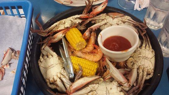 Kenner, LA: Crab N Shrimp Boil