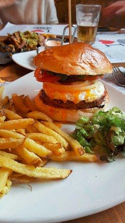 imagen The Burger Lobby en Madrid