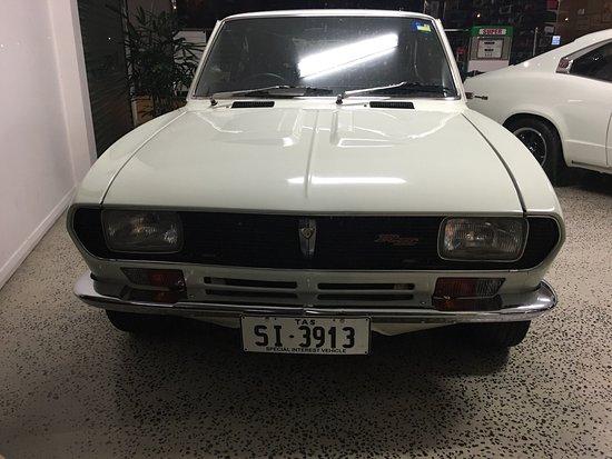 Launceston, Australien: RX2 Coupe and RX3 Coupe