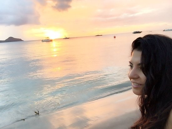 Newcastle, Nevis: Oualie Beach Resort