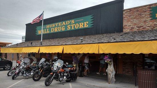 Уолл, Южная Дакота: Wall Drug