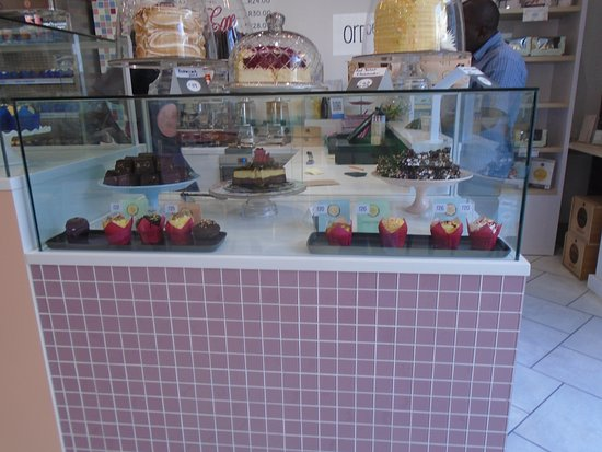 Bellville, South Africa: Tasty Baked Goods