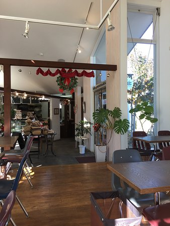 Maebashi, Giappone: mi: Bagel Cafe & Natural Market