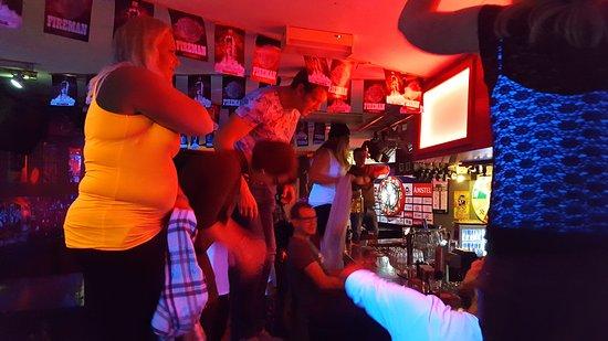 Hillegom, Nederländerna: Cafe Bar Puntje Puntje