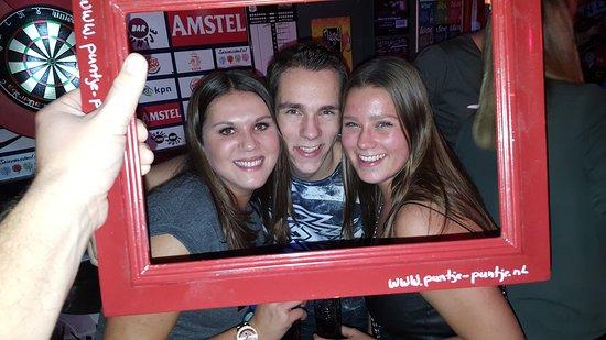 Hillegom, Belanda: Cafe Bar Puntje Puntje