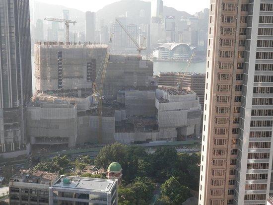 Hotel Panorama by Rhombus: 香港島側