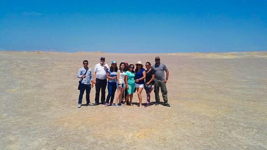 Ica Region, Perú: very dry desert but very colorful