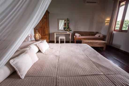 Ecosfera Hotel: Superior Suite With Ocean View. Badezimmer   überschwemmung  ...