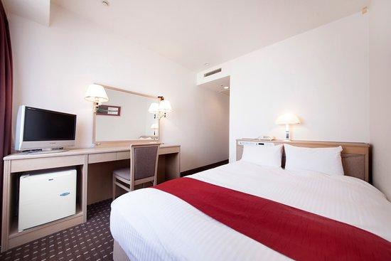 Joetsu, Japan: guest room