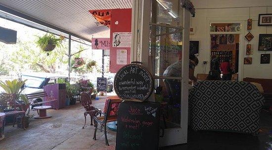 Yungaburra, Australia: 店内の様子
