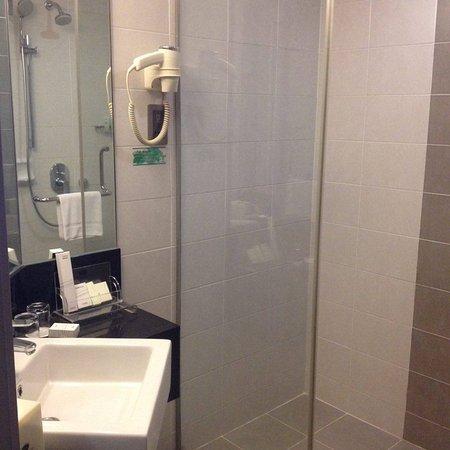 Perai, Malaysia: bathroom