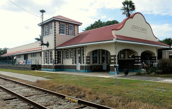 Punta Gorda Train Depot