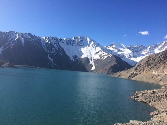 San Jose de Maipo, Chile: Embalse del Yeso- Cajon del Maipo-Chile