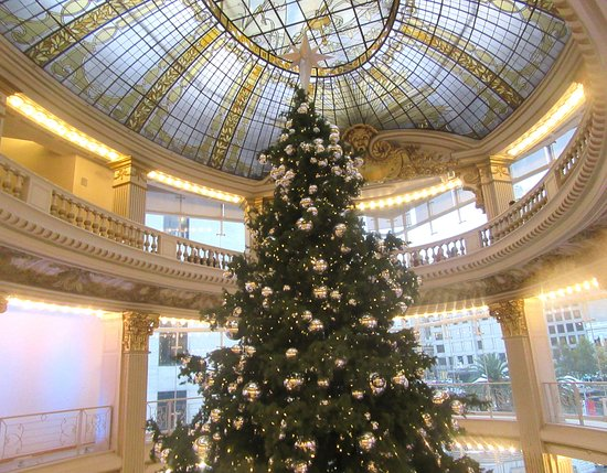 neiman marcus 2016 christmas tree san francisco ca