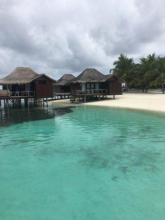 Νότια Ατόλη Μάλε: Dhoni restaurant in Anantara Veli Maldives 🇲🇻