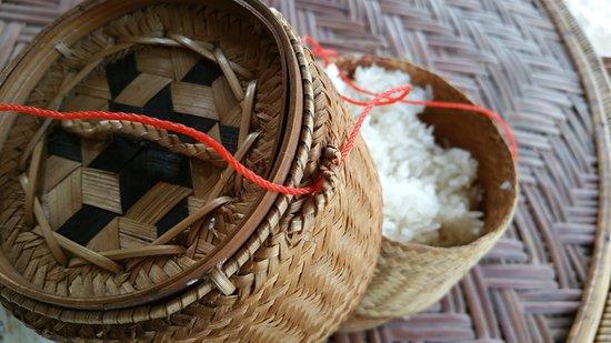 Pakse, Laos: Sticky Rice
