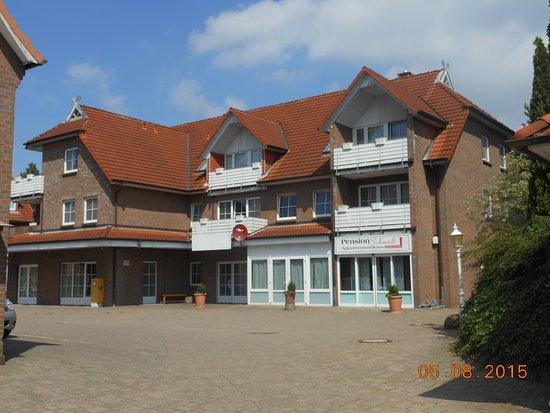 Розенгартен, Германия: Appartementhaus