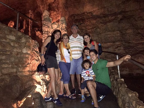 Sherwood Forest Discovery Tour Picture Of Natural Bridge Caverns San Antonio