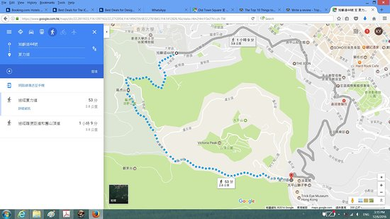 Maps from google picture of central green trail hong kong central green trail maps from google gumiabroncs Images