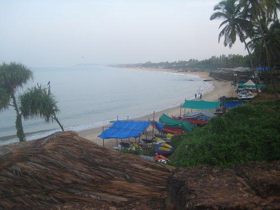 Sinquerim, India: Sinquriem beach