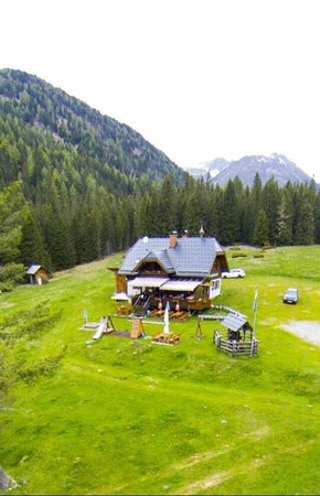 Krakaudorf, Austria: Gasthaus Karlhutte