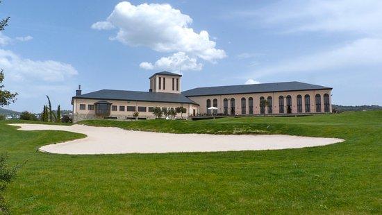 Espinar, España: Campo de Golf 18 hoyos