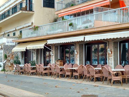 Las Olas: El restaurante
