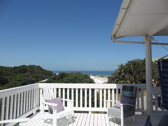 Port Alfred, South Africa: View from sun deck