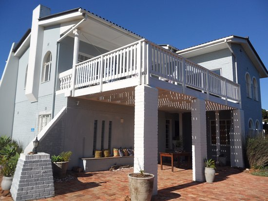 ‪‪Port Alfred‬, جنوب أفريقيا: The front of Dune House‬