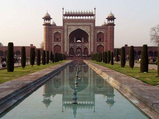 Viaje De La Taj Mahal