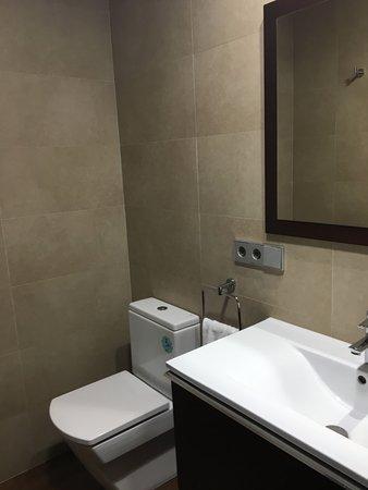 Apartamentos Turisticos Sagasta: baño