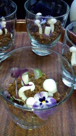 Quart de Poblet, España: Tierra de champiñones y setas, luego regada con una salsa de champiñones