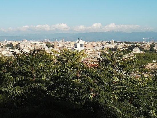 Panorama 3 - Picture of Terrazza del Gianicolo, Rome - TripAdvisor