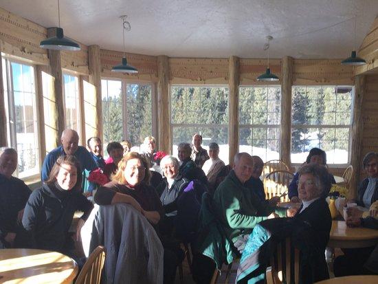 Cedaredge, Κολοράντο: Alexander lodge