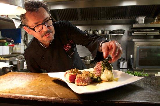 Montreuil, France: Le chef JIM