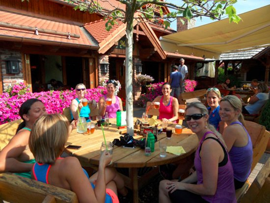 Ave Bicycle Tours - Day Tours: Refreshment