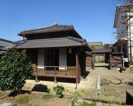 Katori, Japan: お庭から見ました。