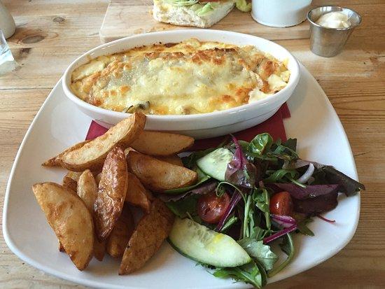 Stourbridge, UK: Amazing pub grub!