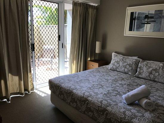 Peregian Beach, Australia: main bed room