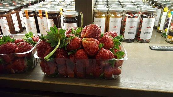 Хандорф, Австралия: Strawberry and Jams