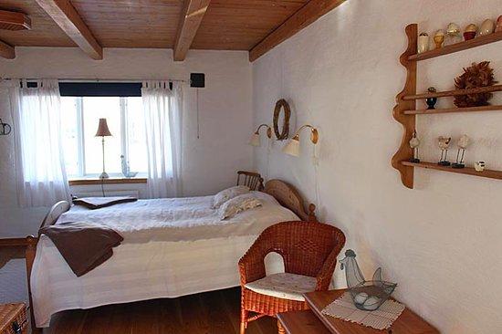 Simrishamn, Suécia: Rävåkras sju rum har alla en individuell utformning.