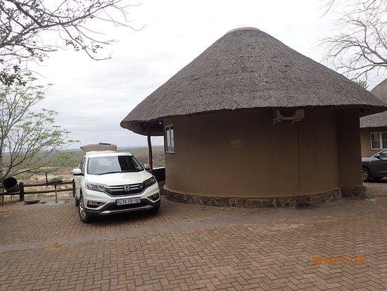 Olifants Rest Camp: Extérieur