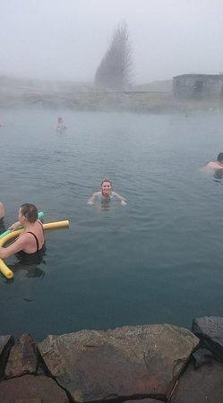 Fludir, أيسلندا: The Secret Lagoon