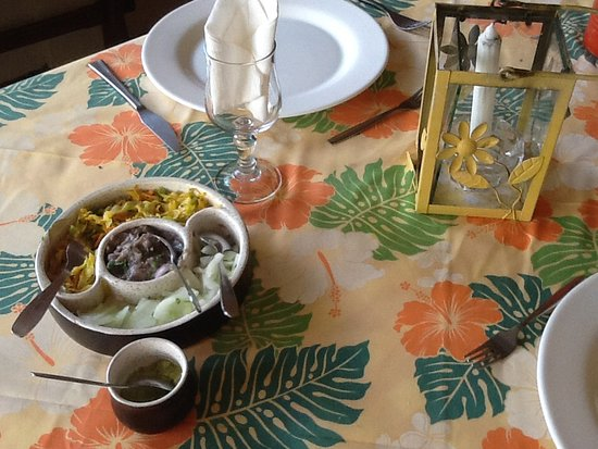 Moka: Présentation de la table